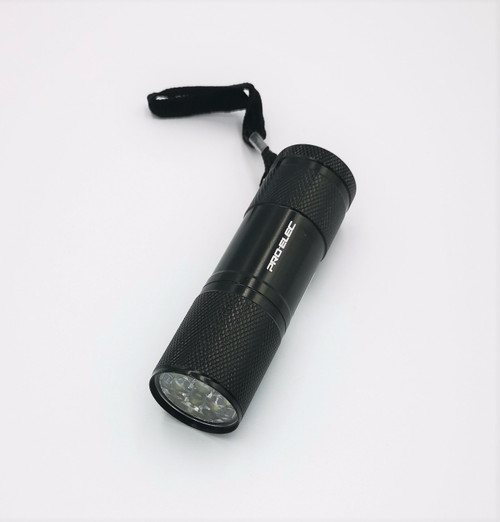 LED Torch made from aluminium. Pocket sized torch great for general purpose use.