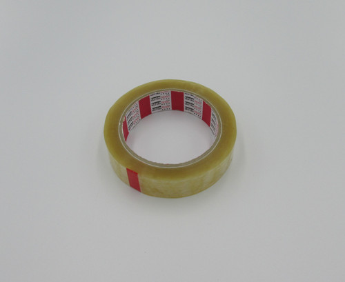 24mmx66m Cellulose Tape. Top quality general purpose cellulose tape for office and warehousing use.