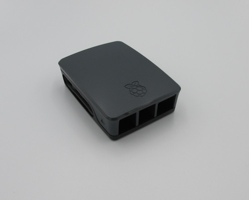 Quality enclosure for use with the Raspberry Pi 4 Model B.