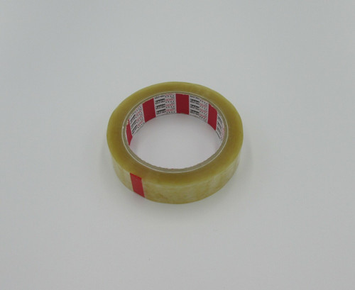 12mmx66m Cellulose Tape. Top quality general purpose cellulose tape for office and warehousing use.