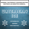 Waterberry Ice Signature Flavor
