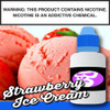 Strawberry Ice Cream Signature Flavor