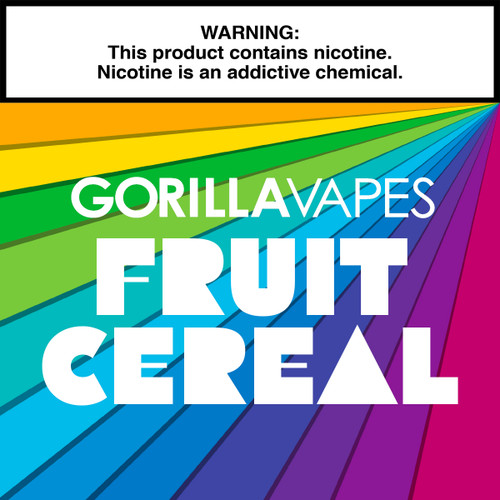Fruit Cereal Gorilla Eliquid