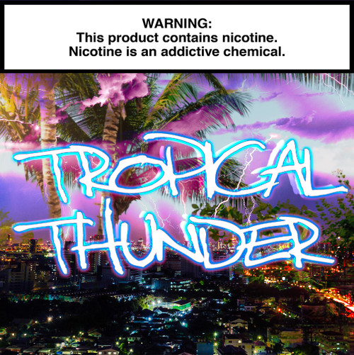 Tropical Thunder Signature Flavor