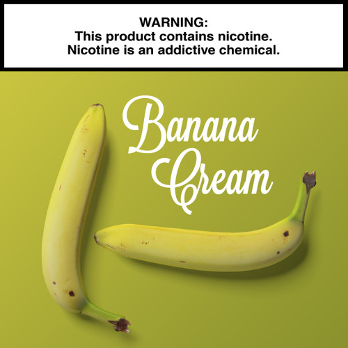 Banana Cream Signature Flavor