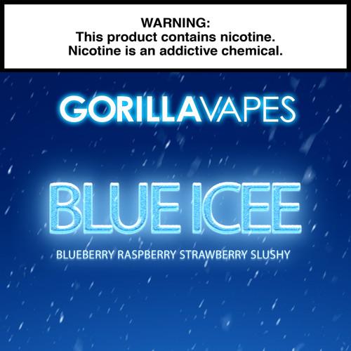Blue Icee Signature Flavor