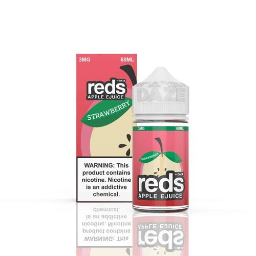 Reds Apple Strawberry Eliquid