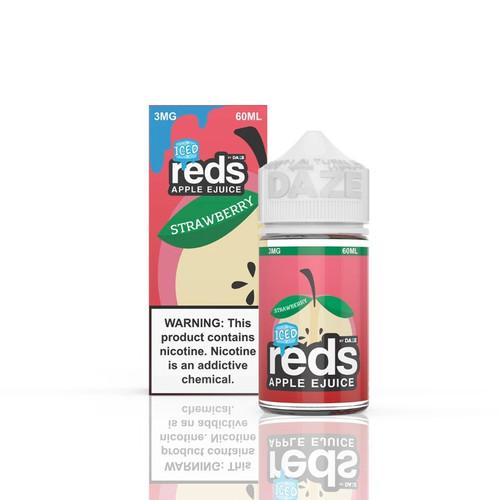Reds Apple Strawberry Iced Eliquid