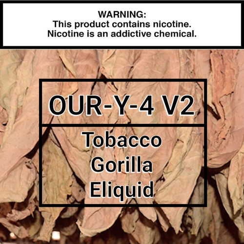 Our-Y-4 RY4 Gorilla Eliquid