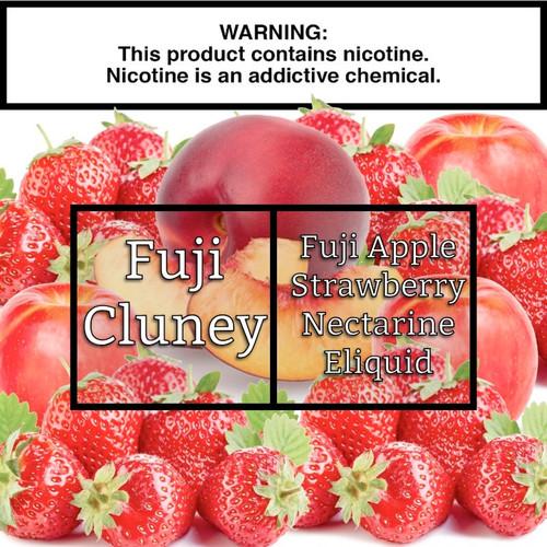 Fuji Cluney Signature Flavor