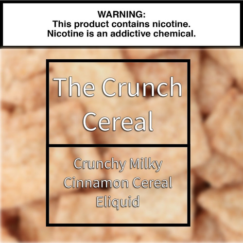The Crunch Cereal