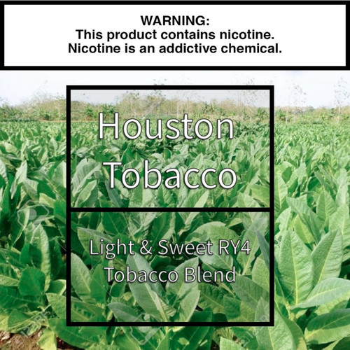 Houston Tobacco Gorilla Eliquid
