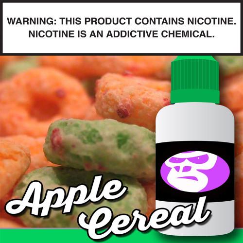 Apple Cereal Gorilla Eliquid