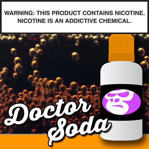 Dr Soda Gorilla Eliquid