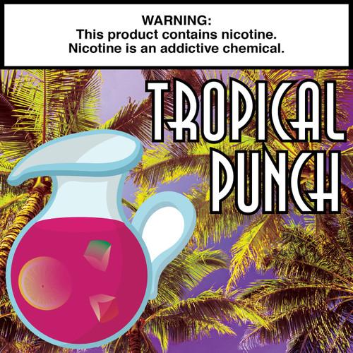 Tropical Punch Gorilla Eliquid