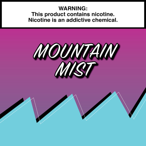 Mountain Mist Gorilla Eliquid
