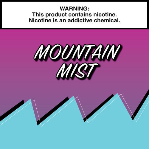 Mountain Mist Gorilla Eliquid