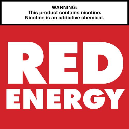 Red Energy Gorilla Eliquid