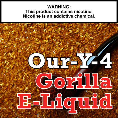 OUR-Y-4 Gorilla Eliquid