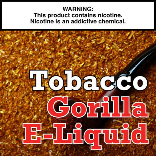 Tobacco Gorilla Eliquid