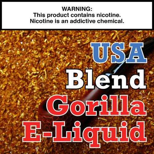USA Blend Gorilla Eliquid