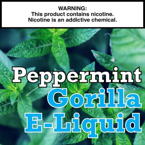 Peppermint Gorilla Eliquid