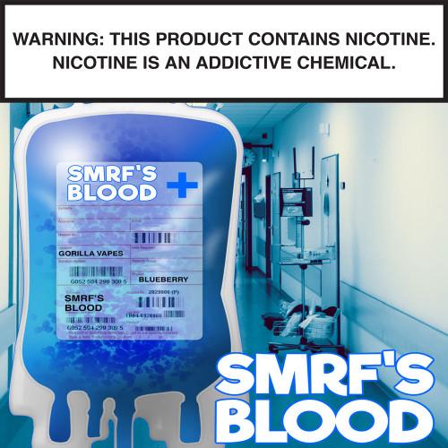 SMRF Blood Signature Flavor