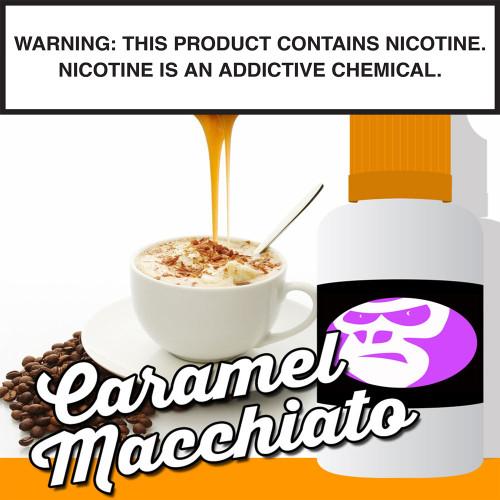 Caramel Macchiato Signature Flavor