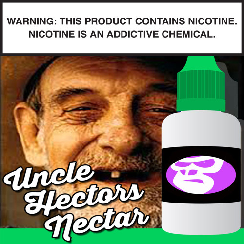 Uncle Hector's Nectar Signature Flavor