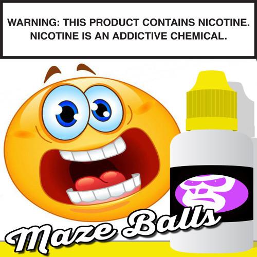 Maze Balls Signature Flavor