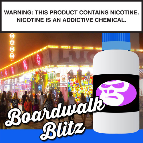 Boardwalk Blitz Signature Flavor