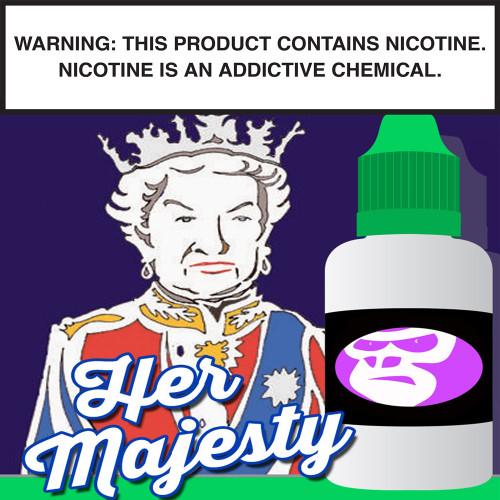 Her Majesty Signature Flavor
