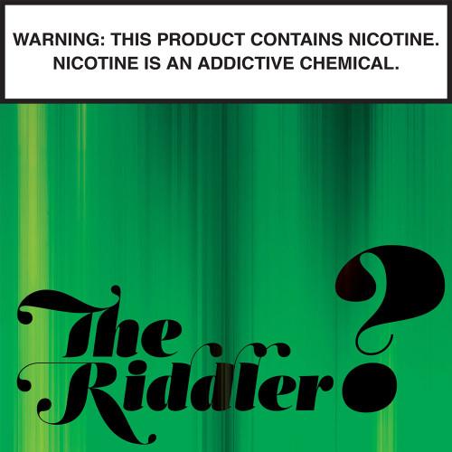 The Riddler Signature Flavor