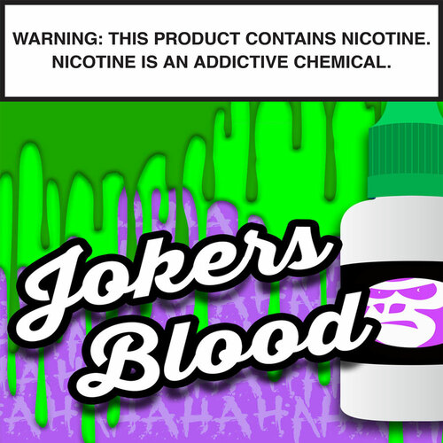 Joker's Blood Signature Flavor