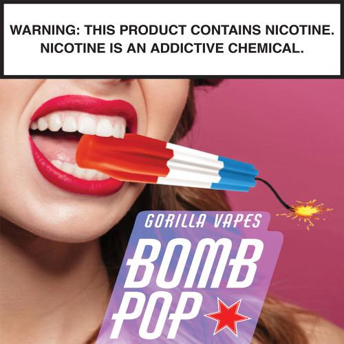 Bomb Pop Signature Flavor