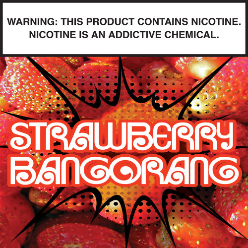 Strawberry Bangorang Signature Flavor