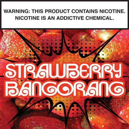 Strawberry Bangorang Signature Flavor
