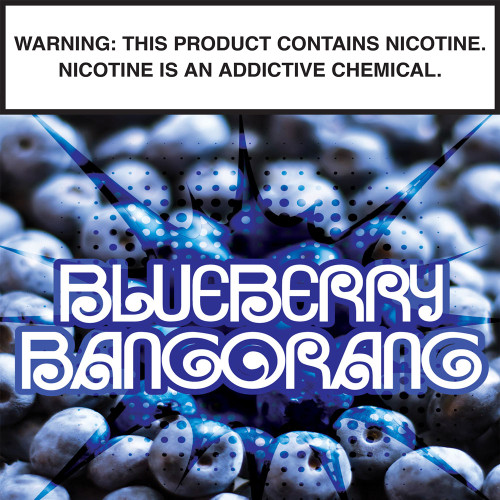 Blueberry Bangorang Signature Flavor