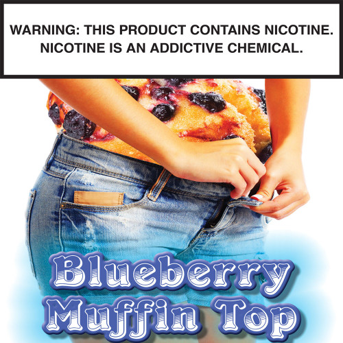 Blueberry Muffin Top Signature Flavor