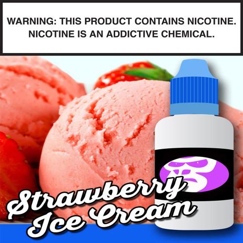 Strawberry Ice Cream Signature Flavor