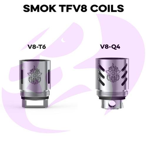 Smok TFV8 Replacement Coils