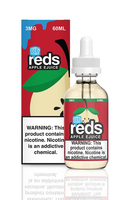 7Daze Reds Iced 3mg 60ml