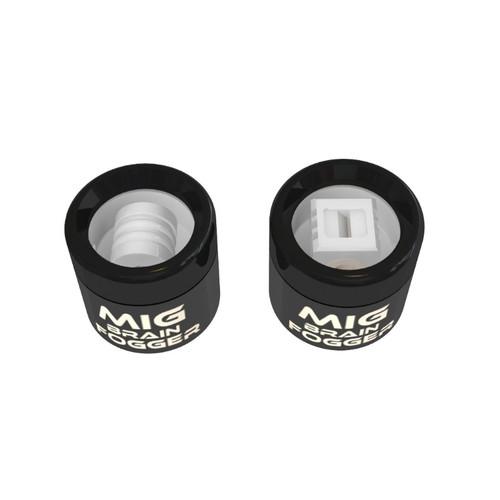 Mig Vapor Brain Fogger Wax Replacement Coils