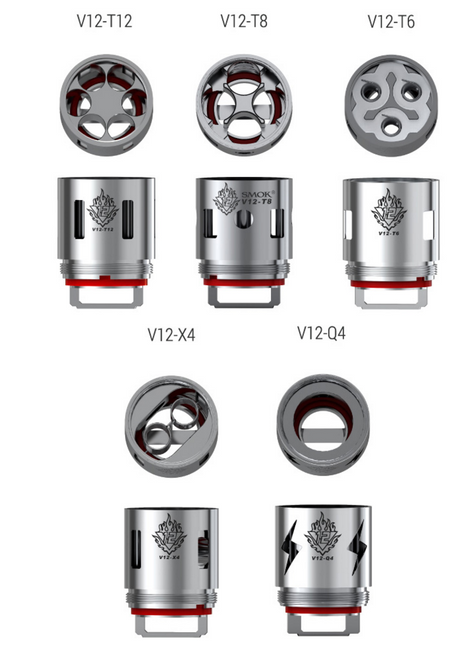 Smok TFV12 Replacement Coil Pack