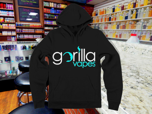 Gorilla Vapes Pullover Hoodie