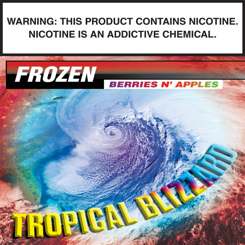 Tropical Blizzard Gorilla Eliquid