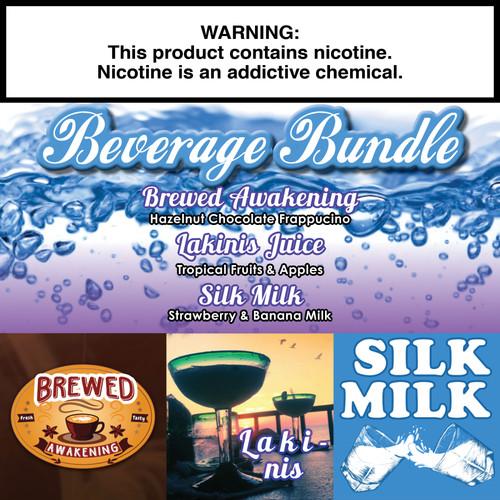 Beverage Gorilla Eliquid Bundle - 180ml