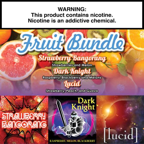 Fruit Gorilla Eliquid Bundle  - 180ml
