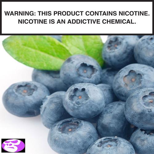 Blueberry Gorilla Juice