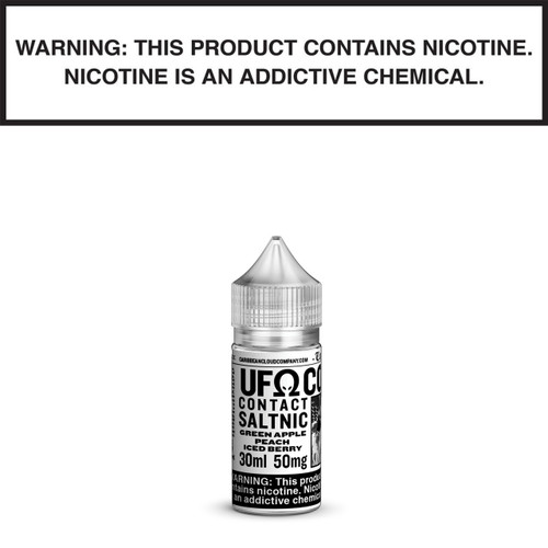 UFOhm Contact 30ml Nic Salt